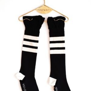CALCETINES LONG NEGROS