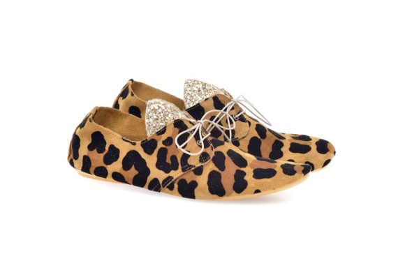 SOFT LEOPARDO CAMEL