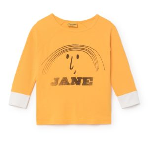 Camiseta 3/4 Little Jane
