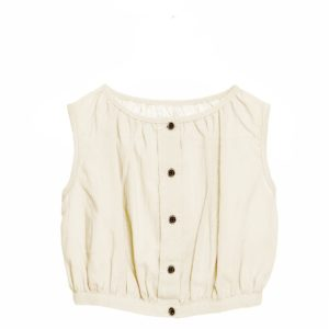 Ballet Top Ivory
