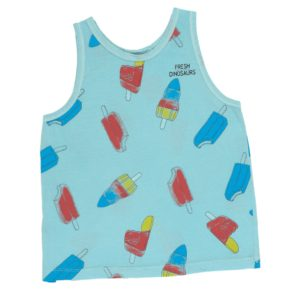 Camiseta Tirantes Ice Cream
